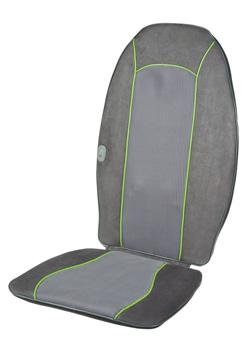 Вибронакидка на кресло для спины