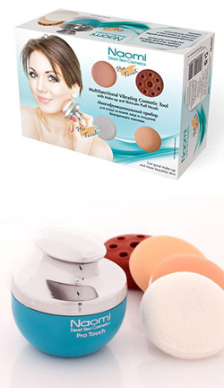 Вибромассажер для кожи и нанесения макияжа ProTouch