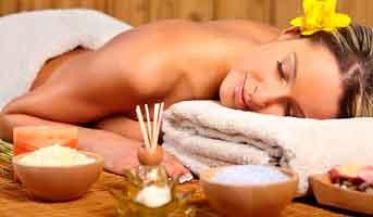 Ароматерапия и массаж