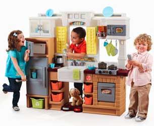 Детские игрушечные кухни