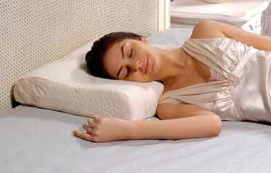 Какая польза от ортопедической подушки