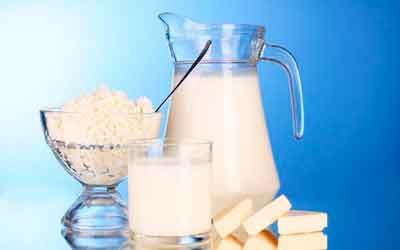 кисломолочная продукция