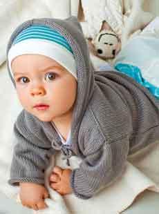 Как подобрать одежду для малыша?