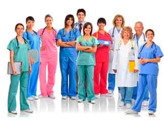 Медицинская одежда для персонала