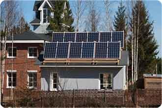 Солнечные батареи в Китае решат проблему с энергией для любого дома