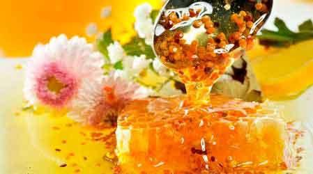 Мед, варенье и сухофрукты