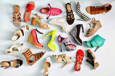 Модные обувные тенденции 2015