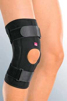 Для чего необходим бандаж коленного сустава