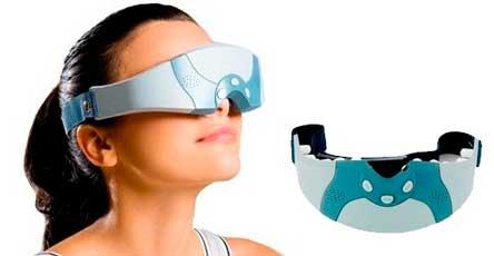 Помогут ли массажеры для глаз восстановить зрение?