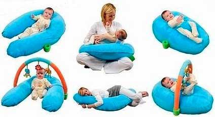 Особенности подушки для беременных