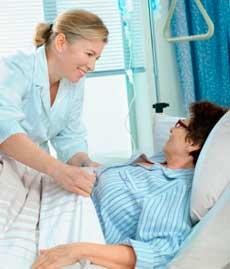 Послеоперационный уход за лежачим больным