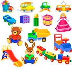 Выбор игрушки