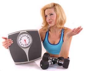 3 шага к эффективному похудению