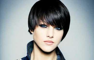 Окрашиваем волосы в чёрный цвет