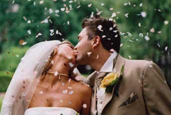 Организация свадьбы специализированным агентством