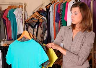 изобилия одежды