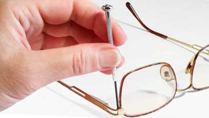 Что делать, если сломались очки