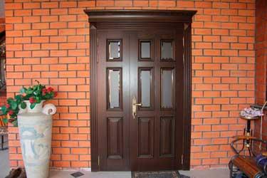 Входная дверь: признаки качества
