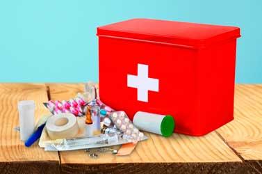 лекарства взять с собой в отпуск