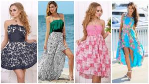 7d8373e9b7c Летние сарафаны 2018 года  модные тенденции - LaForm.ru