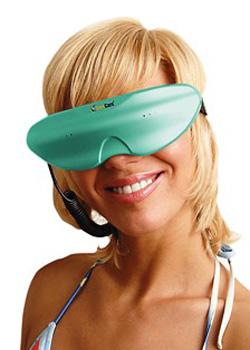 Массажные очки Slen Care