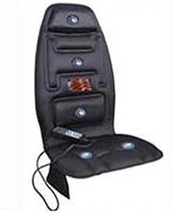 Массажная накидка на автомобильное кресло
