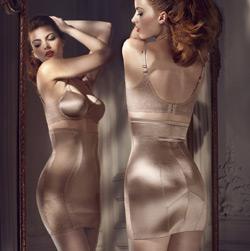 Корректирующая юбка с высокой талией Scandale