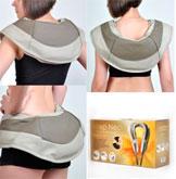 Электромассажёр для шеи, плеч и спины